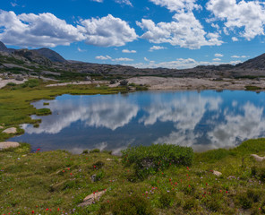 Wyoming Wind River Reflections