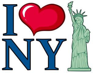 I love New York city poster design