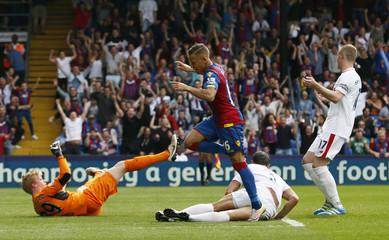 Crystal Palace v Stoke City - Barclays Premier League
