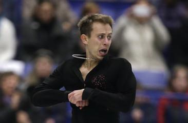 Figure Skating - ISU European Championships 2017 - Men's Free Skating