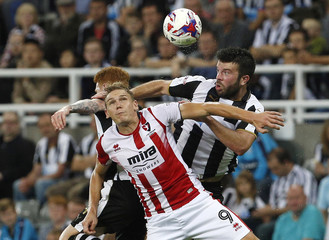 Newcastle United v Cheltenham Town - EFL Cup Second Round