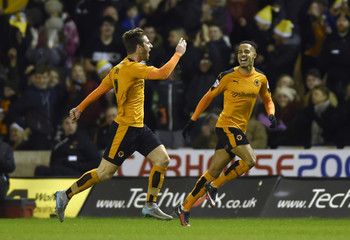 Wolverhampton Wanderers v Reading - Sky Bet Football League Championship