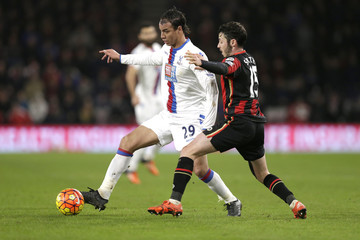 AFC Bournemouth v Crystal Palace - Barclays Premier League