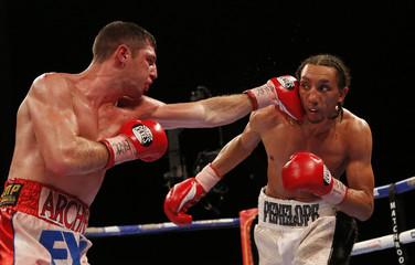 Tyrone Nurse v Tommy Coyle British Super-Lightweight Title
