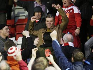 Dagenham & Redbridge v Whitehawk - FA Cup Second Round