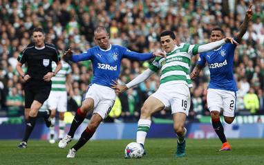 Celtic v Rangers - Scottish League Cup Semi Final