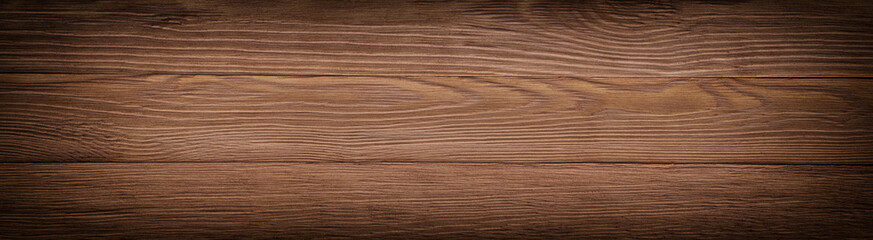 Vintage timber texture background. Wooden table top view