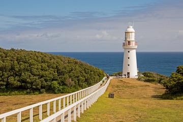 Foto auf Leinwand Leuchtturm Cape Otway Lighthouse