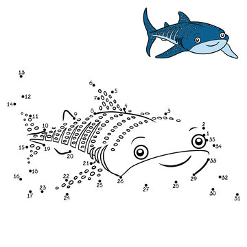 Numbers game, Whale shark