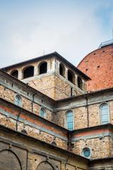 L'église Santa Maria Maggiore à Florence