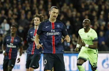 Paris St Germain v Manchester City - UEFA Champions League Quarter Final First Leg