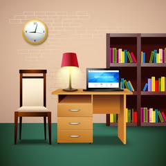 Room Design Illustration