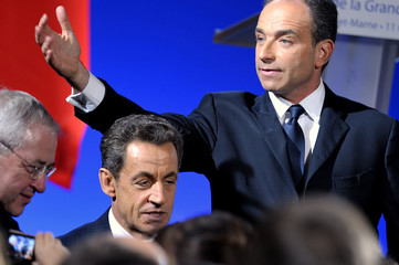 France's President Sarkozy inaugurates the WWI museum in Meaux, near Paris