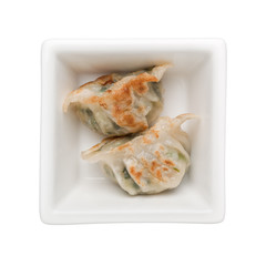 Pan-fried dumpling
