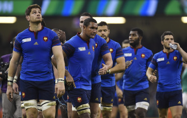 France v Ireland - IRB Rugby World Cup 2015 Pool D