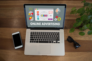 ONLINE ADVERTISING  Website Marketing , Update Trends  Advertising