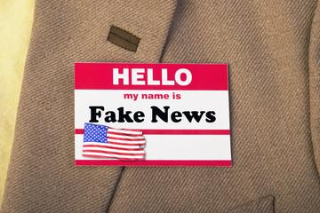 Name is Fake News.