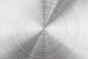 Metal aluminum circle texture surface background backdrop design , photo image hi resolution