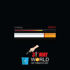World No tobacco day May 31
