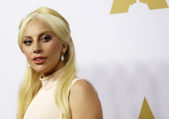 Lady Gaga arrives at the 88th Academy Awards nominees luncheon in Beverly Hills