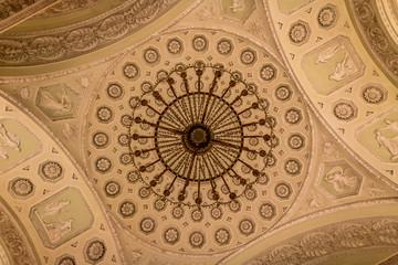 Intérieur du Palazzo Pitti à Florence