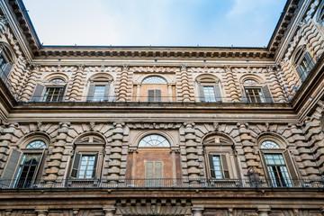 Le Palazzo Pitti à Florence