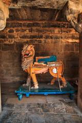 Fotomurales - Brihadeeswara Temple in Thanjavur, Tamil Nadu, India.