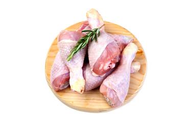 Healthy chicken thighs