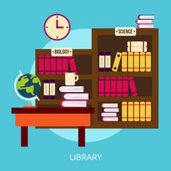 Library Conceptual Design