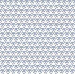 Seamless diamonds and triangle pattern.