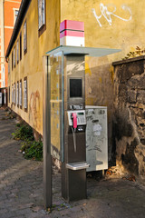 Telefonzelle, Deutschland