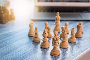 chess bizness