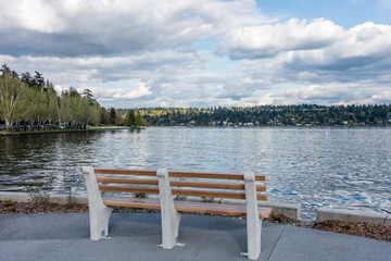 Bench And Mercer Island