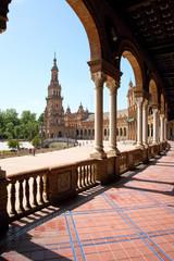 Espagne > Andalousie > Séville > La Place d'Espagne