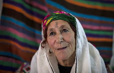 The Wider Image: Algeria's tattoos of beauty