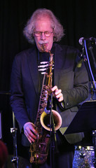 Marini performs with his band at Vitello's Jazz Club in Studio City