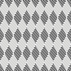 Seamless vector abstract pattern. symmetrical geometric repeat background with decorative rhombus. Simle print, graphic design for web backgrounds, wallpaper, wrapping, surface, fabric
