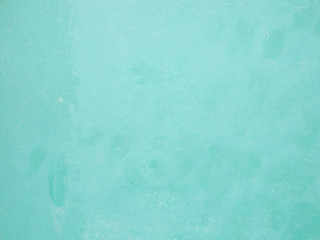 Teal blue green wall texture background