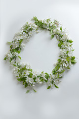 Wreath - Cherry blossom