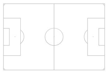 Soccer Field Tacticboard