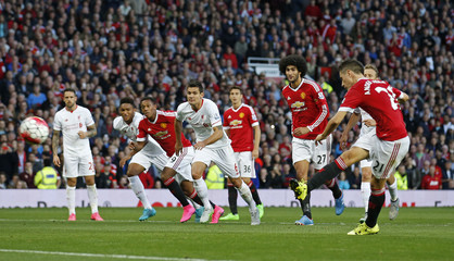Manchester United v Liverpool - Barclays Premier League