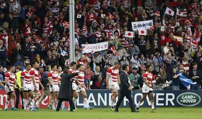 Scotland v Japan - IRB Rugby World Cup 2015 Pool B