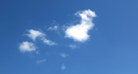 Sky fresh air nature abstract background