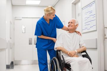 Hospital care