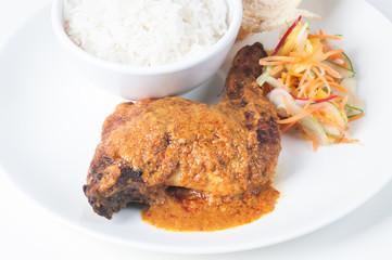 Classic Chicken Rendang