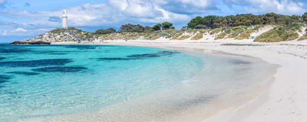 Foto op Plexiglas Kust Rottnest Island beach, Western Australia