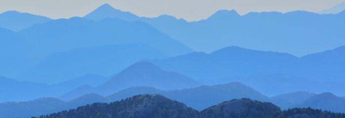 Mavi Dağ Silsileleri