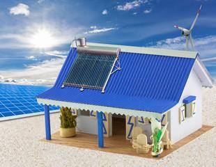 Photos illustrations et vid os de photovolta ques - Produire son electricite panneau solaire ...