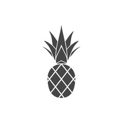 Pineapple Design, vector icon