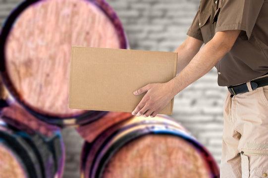 Wine transportation